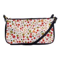 Floral pattern Shoulder Clutch Bags
