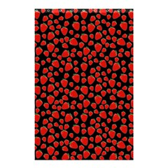 Strawberry  Pattern Shower Curtain 48  X 72  (small)