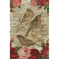 Vintage Birds 5 5  X 8 5  Notebooks