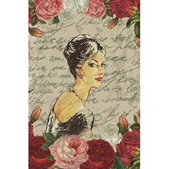 Vintage girl 5.5  x 8.5  Notebooks