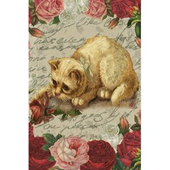 Vintage kitten  5.5  x 8.5  Notebooks