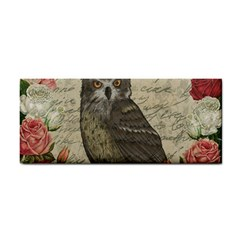 Vintage owl Cosmetic Storage Cases