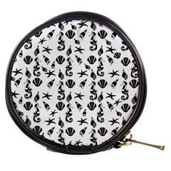 Seahorse pattern Mini Makeup Bags