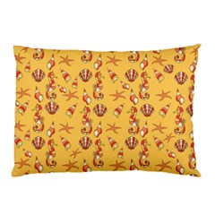 Seahorse Pattern Pillow Case