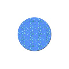 Seahorse pattern Golf Ball Marker (10 pack)