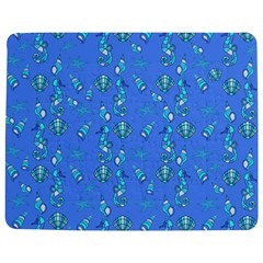 Seahorse pattern Jigsaw Puzzle Photo Stand (Rectangular)