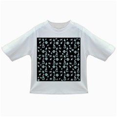 Seahorse pattern Infant/Toddler T-Shirts
