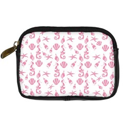 Seahorse pattern Digital Camera Cases
