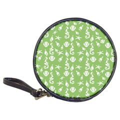 Seahorse pattern Classic 20-CD Wallets