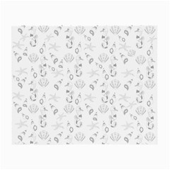 Seahorse pattern Small Glasses Cloth