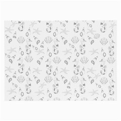 Seahorse pattern Large Glasses Cloth