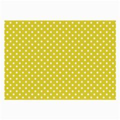 Polka dots Large Glasses Cloth (2-Side)