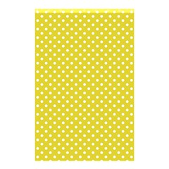 Polka Dots Shower Curtain 48  X 72  (small)