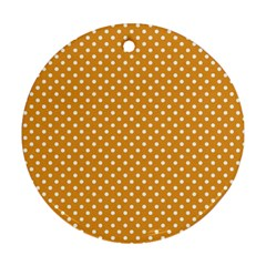 Polka dots Ornament (Round)