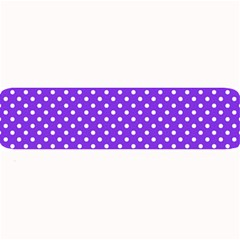 Polka dots Large Bar Mats
