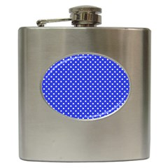 Polka dots Hip Flask (6 oz)