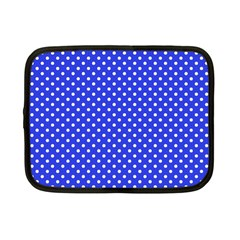 Polka dots Netbook Case (Small)