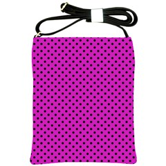 Polka dots Shoulder Sling Bags