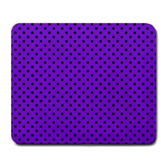 Polka dots Large Mousepads