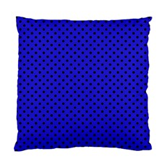 Polka dots Standard Cushion Case (One Side)