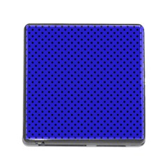Polka dots Memory Card Reader (Square)