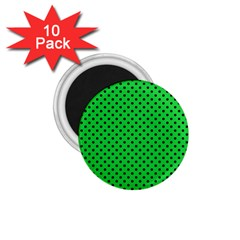 Polka dots 1.75  Magnets (10 pack)