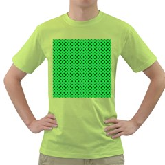 Polka dots Green T-Shirt