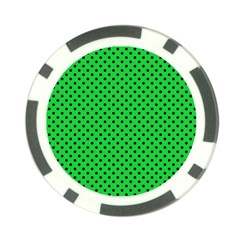 Polka dots Poker Chip Card Guard (10 pack)