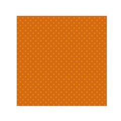 Polka dots Small Satin Scarf (Square)