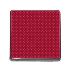 Polka dots Memory Card Reader (Square)