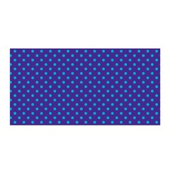 Polka Dots Satin Wrap