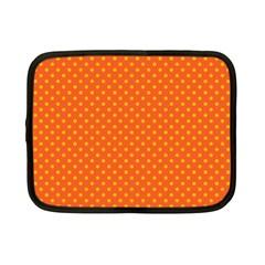 Polka dots Netbook Case (Small)