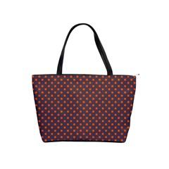 Polka dots Shoulder Handbags