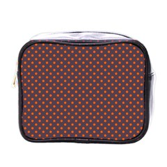Polka dots Mini Toiletries Bags