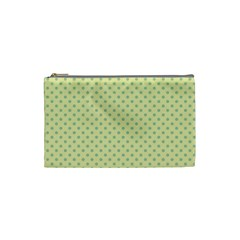Polka dots Cosmetic Bag (Small)