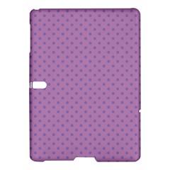 Polka Dots Samsung Galaxy Tab S (10 5 ) Hardshell Case