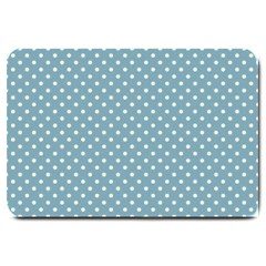 Polka dots Large Doormat