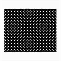 Polka Dots Small Glasses Cloth (2 Side)