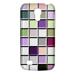 Color Tiles Abstract Mosaic Background Galaxy S4 Mini
