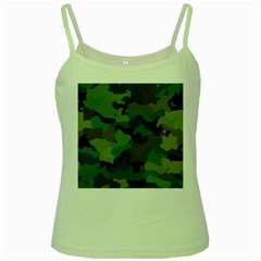 Camouflage Pattern A Completely Seamless Tile Able Background Design Green Spaghetti Tank