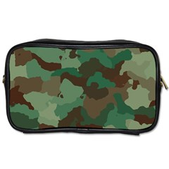 Camouflage Pattern A Completely Seamless Tile Able Background Design Toiletries Bags