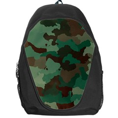 Camouflage Pattern A Completely Seamless Tile Able Background Design Backpack Bag