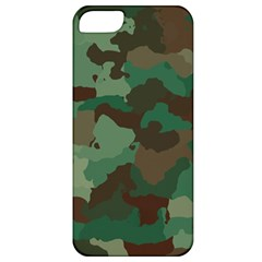 Camouflage Pattern A Completely Seamless Tile Able Background Design Apple Iphone 5 Classic Hardshell Case
