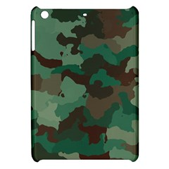 Camouflage Pattern A Completely Seamless Tile Able Background Design Apple iPad Mini Hardshell Case