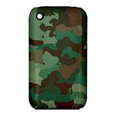 Camouflage Pattern A Completely Seamless Tile Able Background Design Iphone 3s/3gs