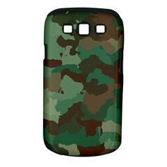 Camouflage Pattern A Completely Seamless Tile Able Background Design Samsung Galaxy S Iii Classic Hardshell Case (pc+silicone)