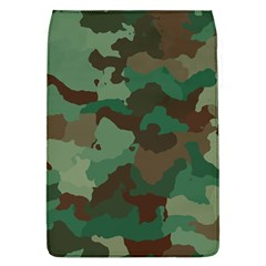 Camouflage Pattern A Completely Seamless Tile Able Background Design Flap Covers (l)