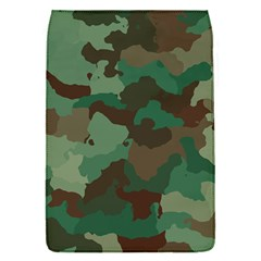Camouflage Pattern A Completely Seamless Tile Able Background Design Flap Covers (S)