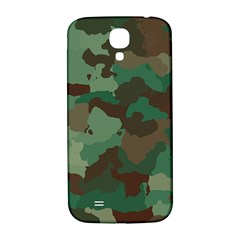 Camouflage Pattern A Completely Seamless Tile Able Background Design Samsung Galaxy S4 I9500/I9505  Hardshell Back Case