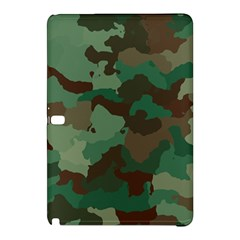 Camouflage Pattern A Completely Seamless Tile Able Background Design Samsung Galaxy Tab Pro 10 1 Hardshell Case